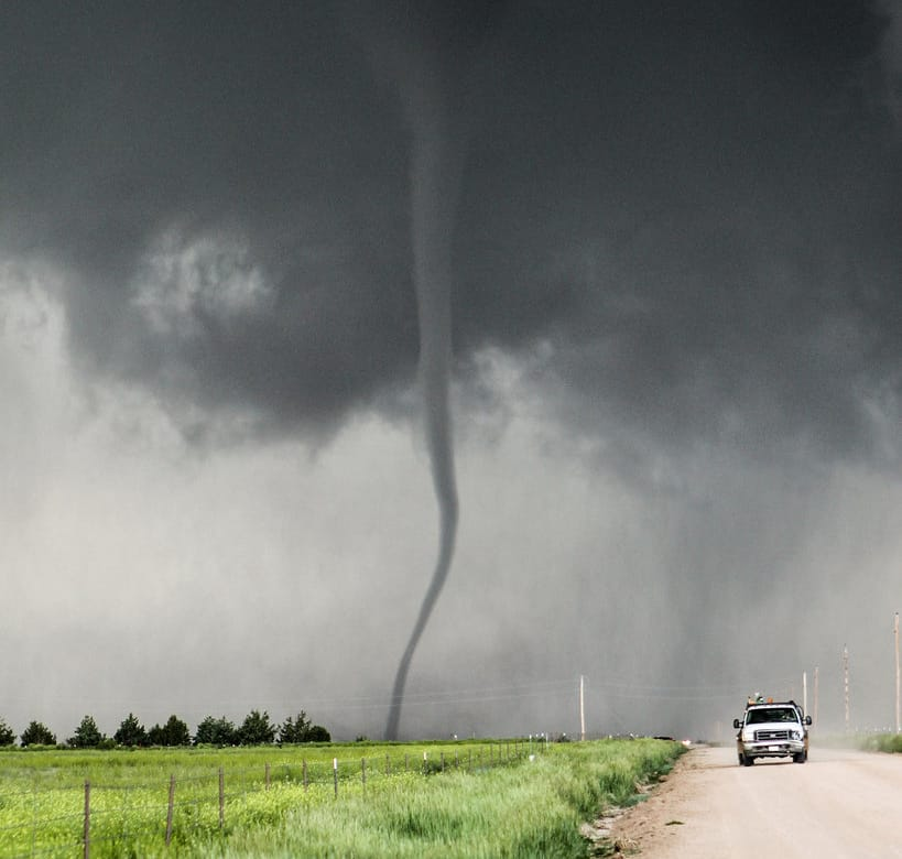 How To Survive A Tornado At Home In Your Car Or Anywhere