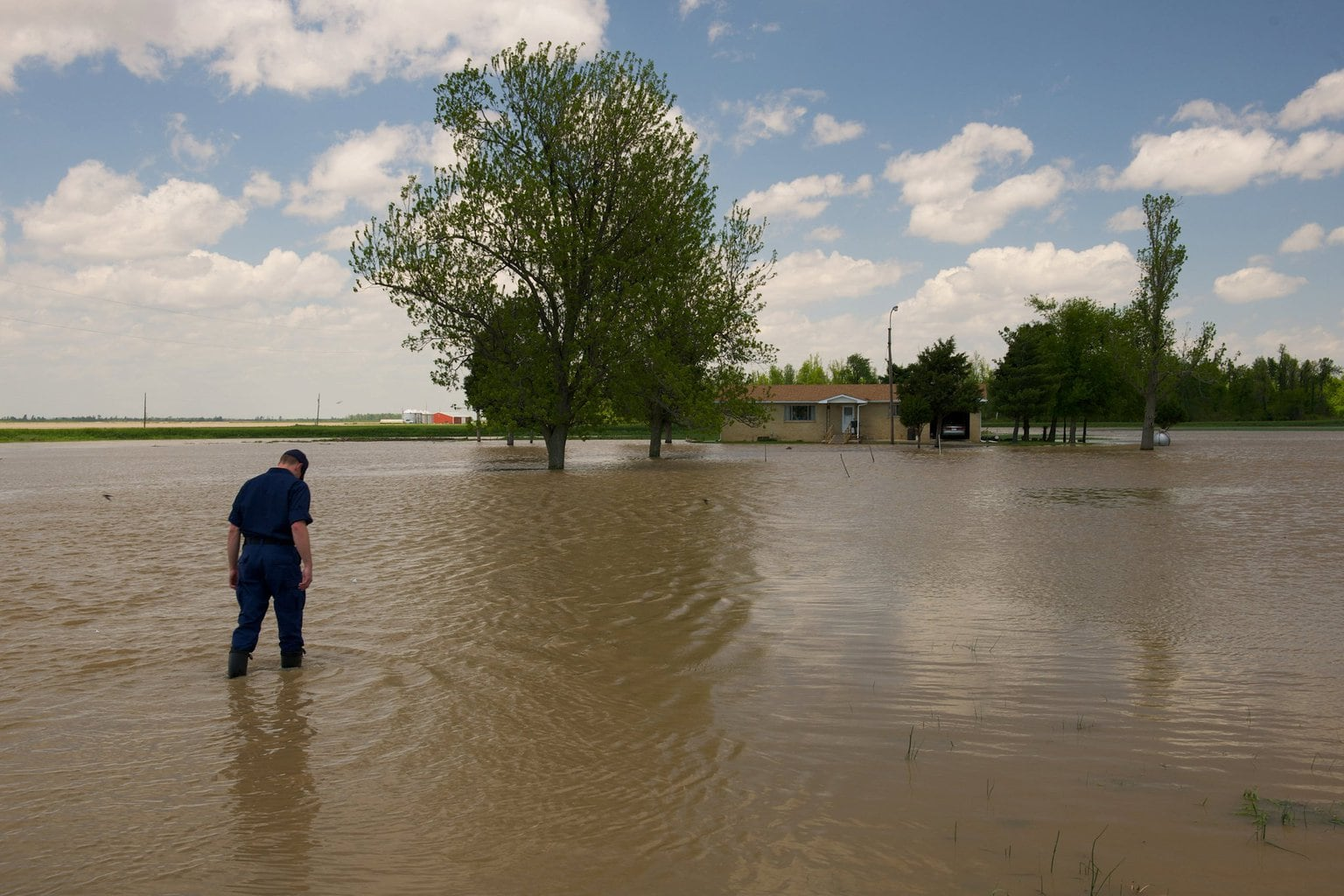 Flooding is one of the most common and costly natural disasters in the U.S.