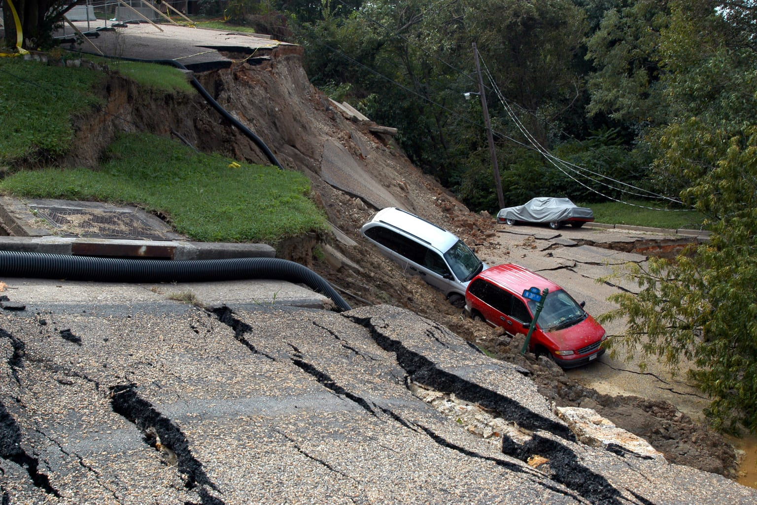 Landslides are a terrifying natural disaster that often strikes with little to no warning.