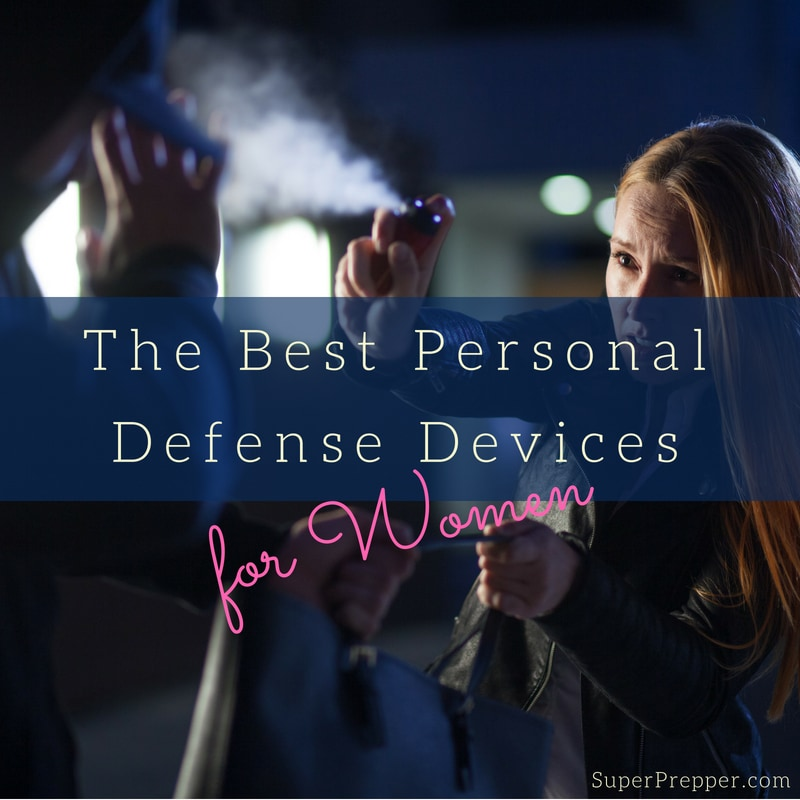 Best Personal Defense Devices for Women