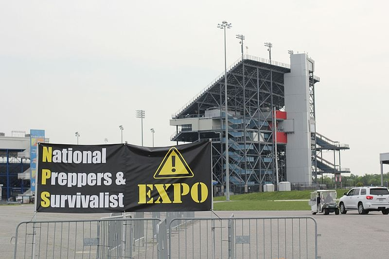 The Meaning of Prepping, National Preppers and Survivalist Expo