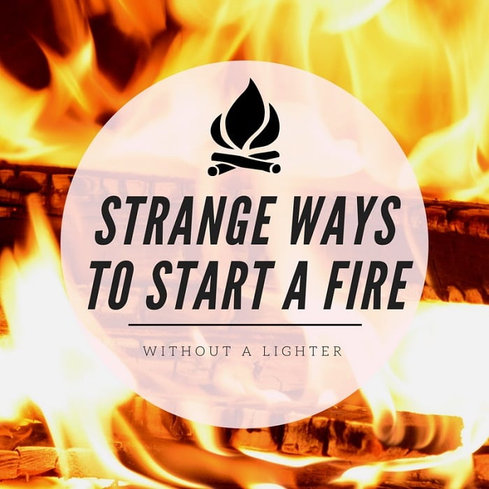 Ways to Start a Fire Title