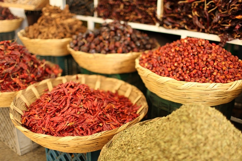 Dried spices of many types will keep for over 25 years.