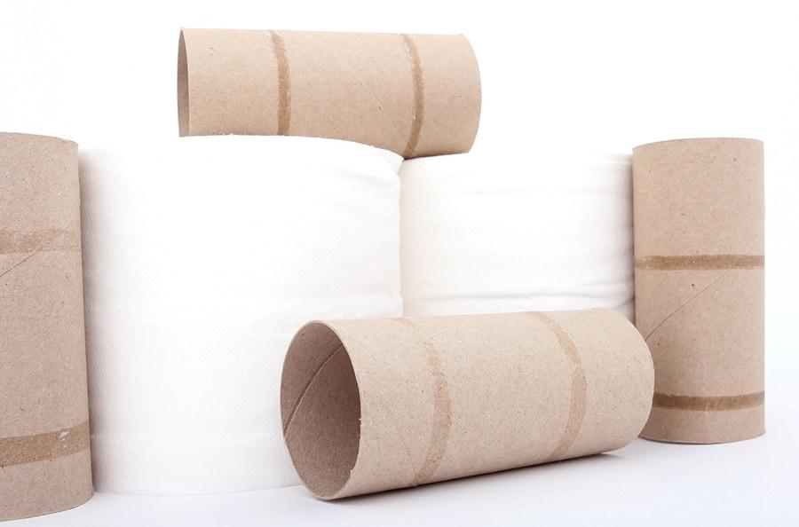 Bartering toilet paper
