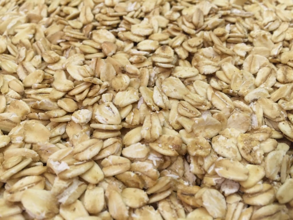 rolled oats - longest shelf life
